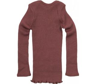 Aspen L/S blouse vintage rose - Minimalisma