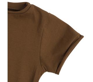 Lyn t-shirt - amber - Minimalisma