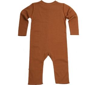 Noor bodysuit - clay - Minimalisma