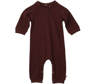 Esmar jumpsuit burnt red - Minimalisma