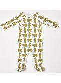 baby pyama Bobo - Bear Verveine