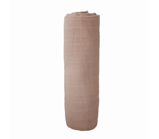 Swaddle - pale taupe - Mushie