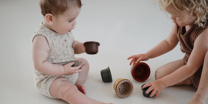 Mushie - duurzame babyproducten met een minimalistische design
