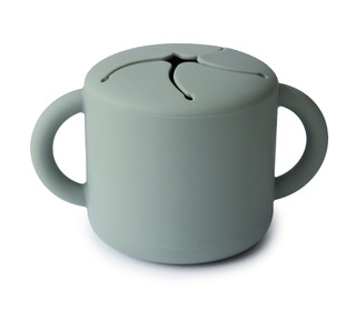 Snack cup - cambridge blue - Mushie