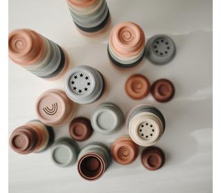 Stacking cups - original - Mushie