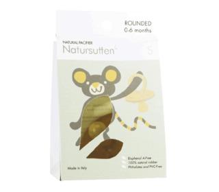 fopspeen vlinder - kers - Natursutten - Ecobaby