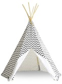 speeltent Arizona tipi zigzag black