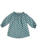blouse Charlotte green lake