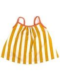 baby blouse Miami -  honey stripes | Nobodinoz fashion