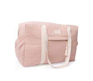Opera waterproof maternity bag misty pink - Nobodinoz