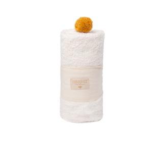 So Cute baby bath cape natural - Nobodinoz