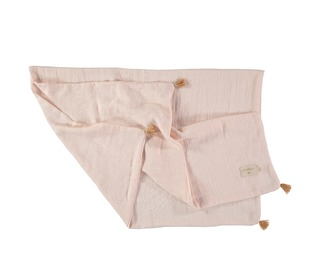 Treasure summer blanket dream pink - Nobodinoz