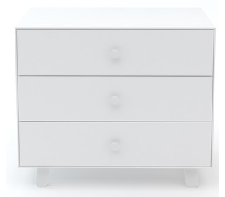 Merlin 3 Drawer Dresser White - Oeuf NYC