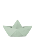 Badspeeltje origami bootje mint