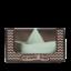 Badspeeltje origami bootje mint - Oli & Carol