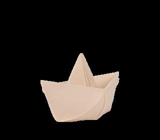 Badspeeltje origami bootje nude - Oli & Carol