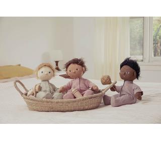 Dinkum Doll Pyama - sage - Olli Ella