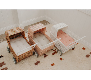 Strolley mattress - rose - Olli Ella
