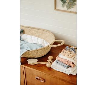 basket - changing basket cotton insert - Olli Ella