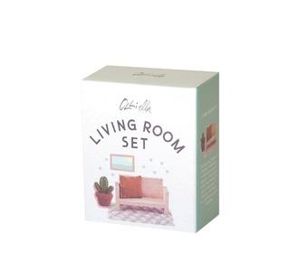 Holdie Living Room Set - Olli Ella