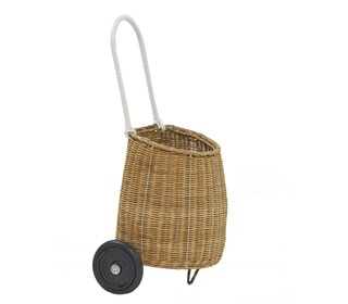 Luggy basket - Natural - Olli Ella