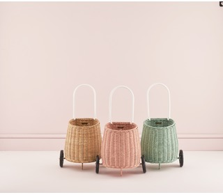 Luggy basket - rose - Olli Ella