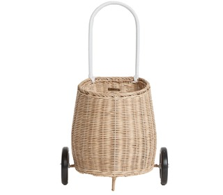 Luggy basket - straw - Olli Ella