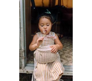 Mini chari - straw - Olli Ella