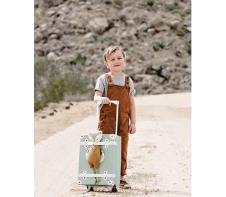 See-ya Suitcase Mint - Olli Ella