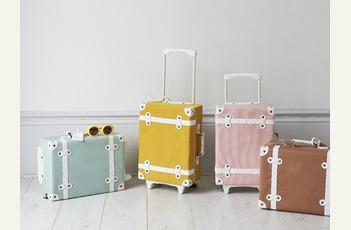 Olli Ella rotan mandjes en See-ya Suitcase