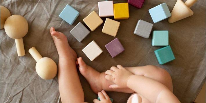 Raduga Grëz - Toys as art - Handgemaakt speelgoed