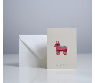 Card pinata