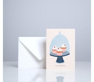 Card cupcakes