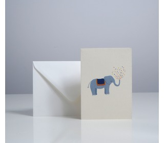 Card Elephant - Season Paper collection