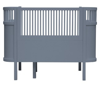 The Sebra bed, baby & jr., classic grey - Sebra