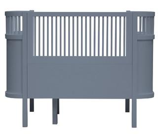 The Sebra bed, baby & jr., Forest lake blue - Sebra