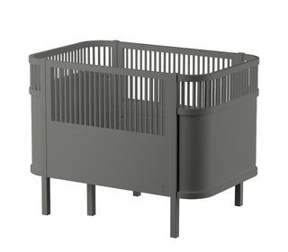 The Sebra bed, baby & jr., classic grey - Sebra
