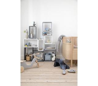 The Sebra bed, baby & jr., Wooden Edition - Sebra