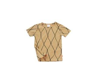 t-shirt macrame ss tee   Tinycottons