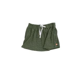 rokje monogram skirt | Tinycottons