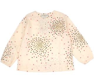 Maurice pyjama stardust vanilla - april showers by polder