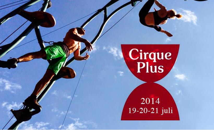 cirque plus 2014 Brugge
